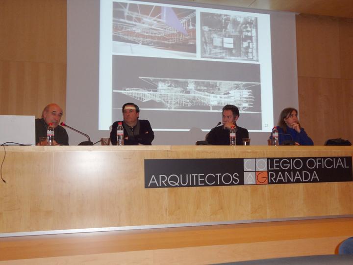 Colegio oficial de arquitectos de granada arquitectura y - Colegio arquitectos granada ...