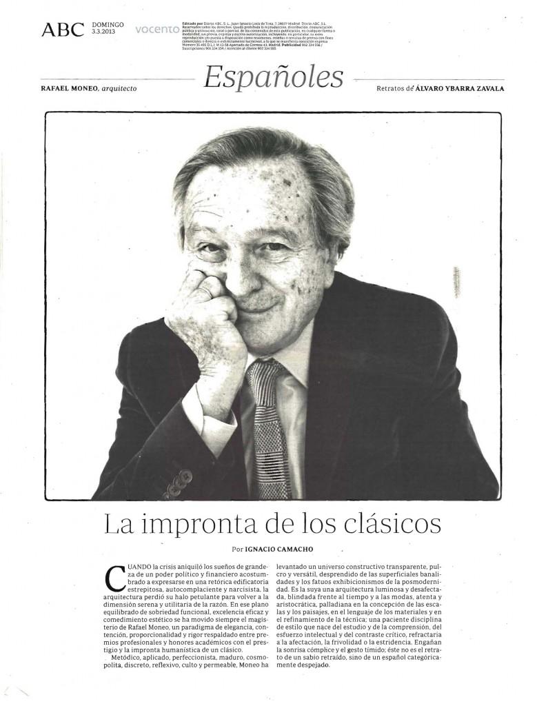 Rafael Moneo - ABC