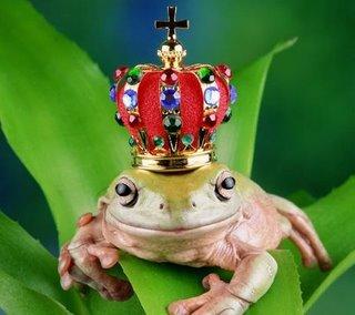 príncipe rana