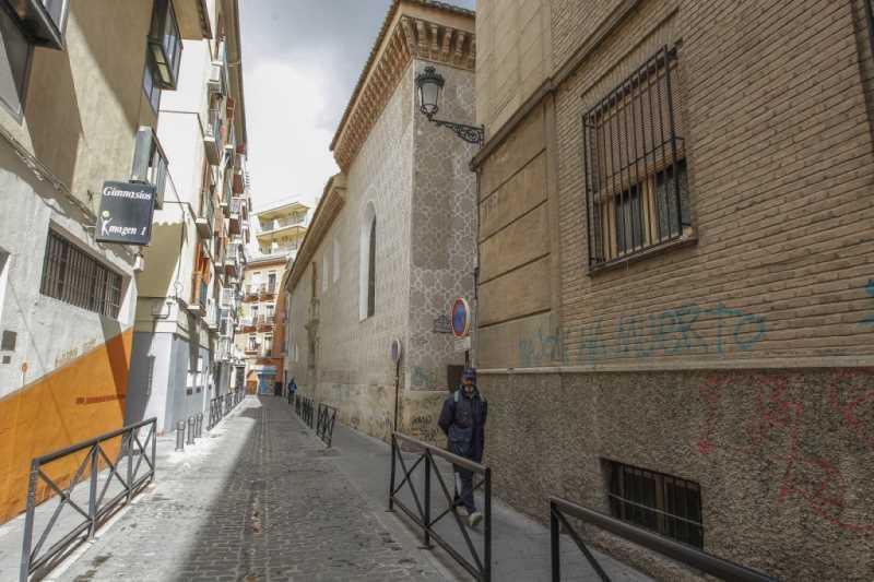 REPORTAJE SOBRE LAS PINTADAS EN LOS BIC. FOTO: ALFREDO AGUILAR