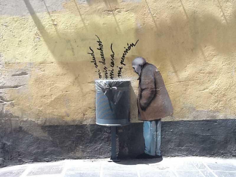 Grafiti Santiago