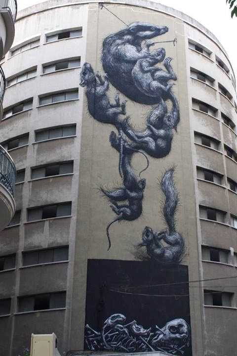 ROA Escape en el Soho