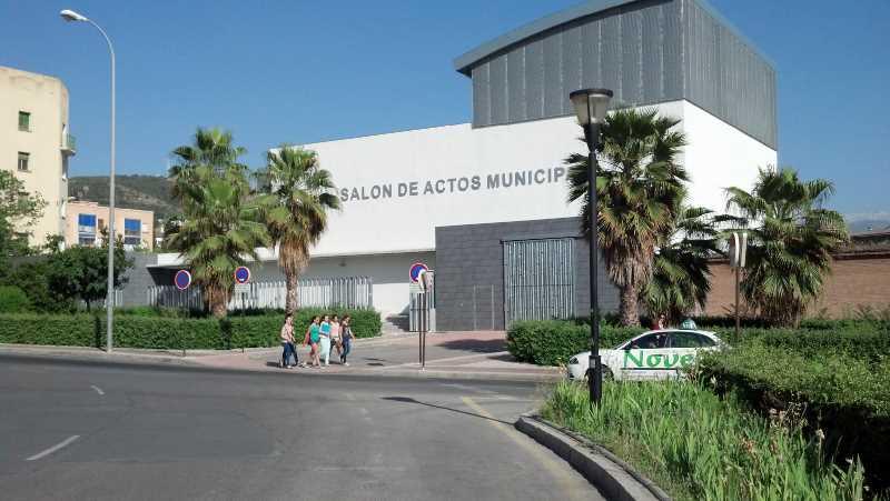 El teatro de beiro busca nombre alguna idea cableados for Piscina municipal la chana granada