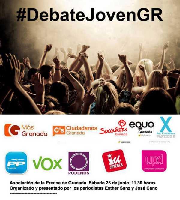 #DebateJovenGROK