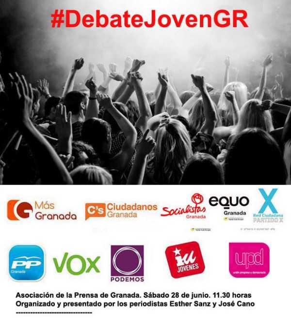 #DebateJovenGROKBYN