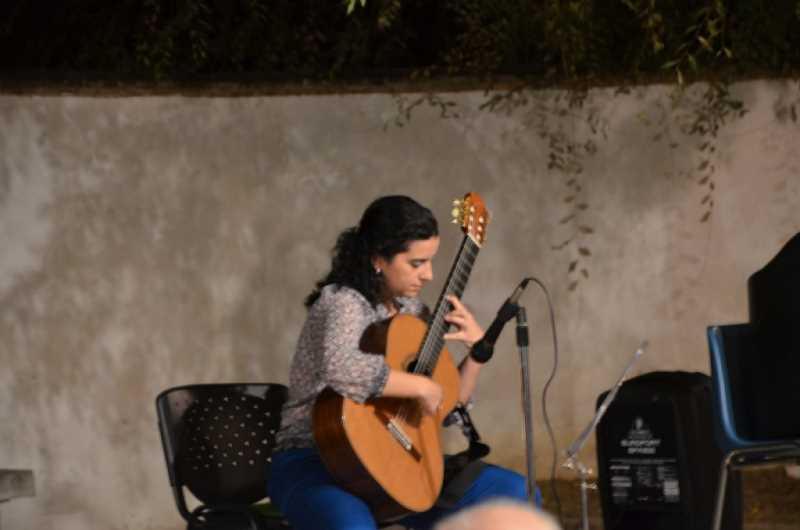 Patro Blanco (concierto).Autor Luis JGrande