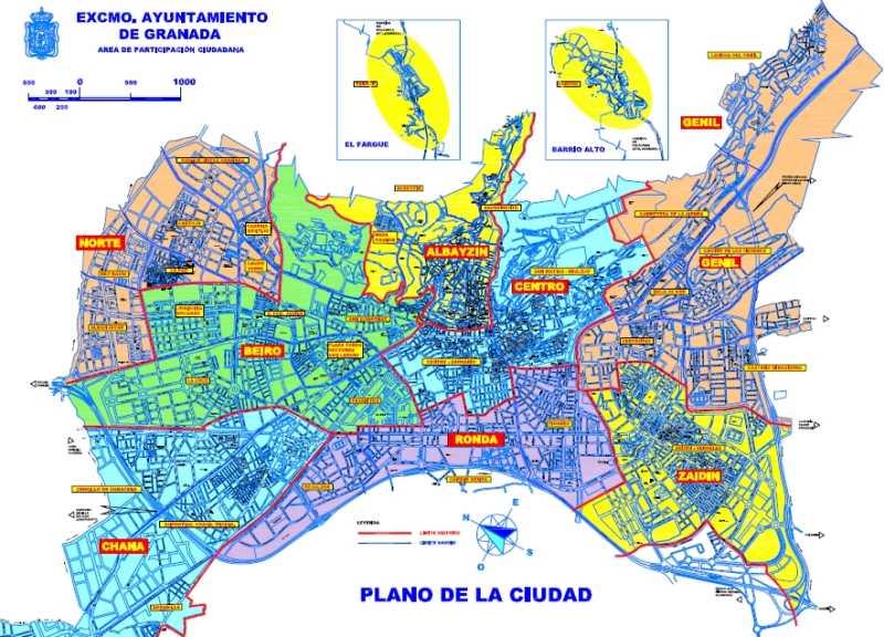 Plano ciudad 2013