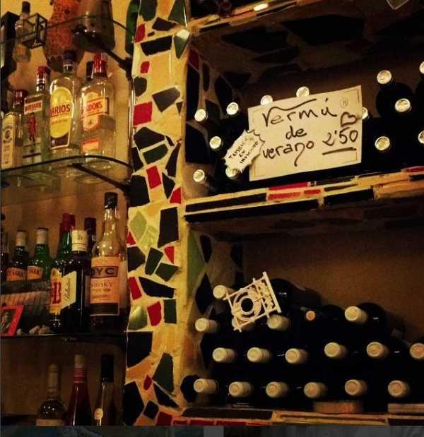 Candela botellas