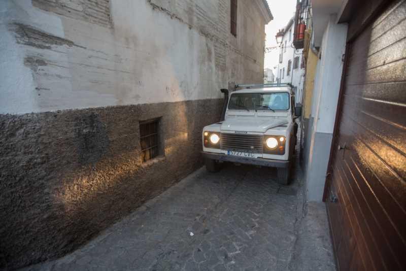 CALLE SAN JUAN DE LOS REYES FOTO: ALFREDO AGUILAR