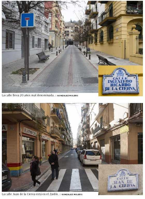 Calle De la Cierva OK