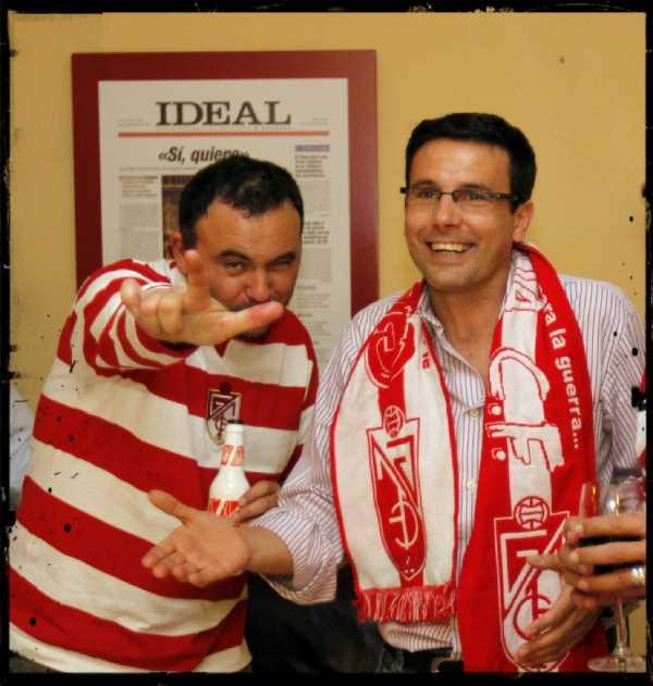 Con Paco CuencaOK