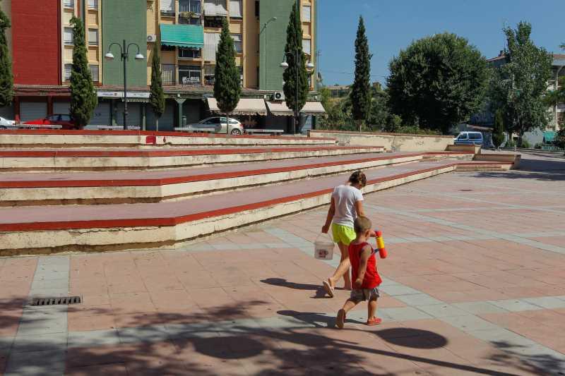 Plaza-Roja