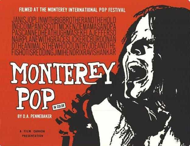 Montereey Janis