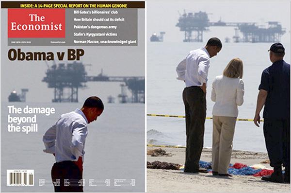 Obama apenado