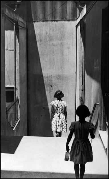 SOUTH AMERICA. 1957. Chile. Valparaiso.