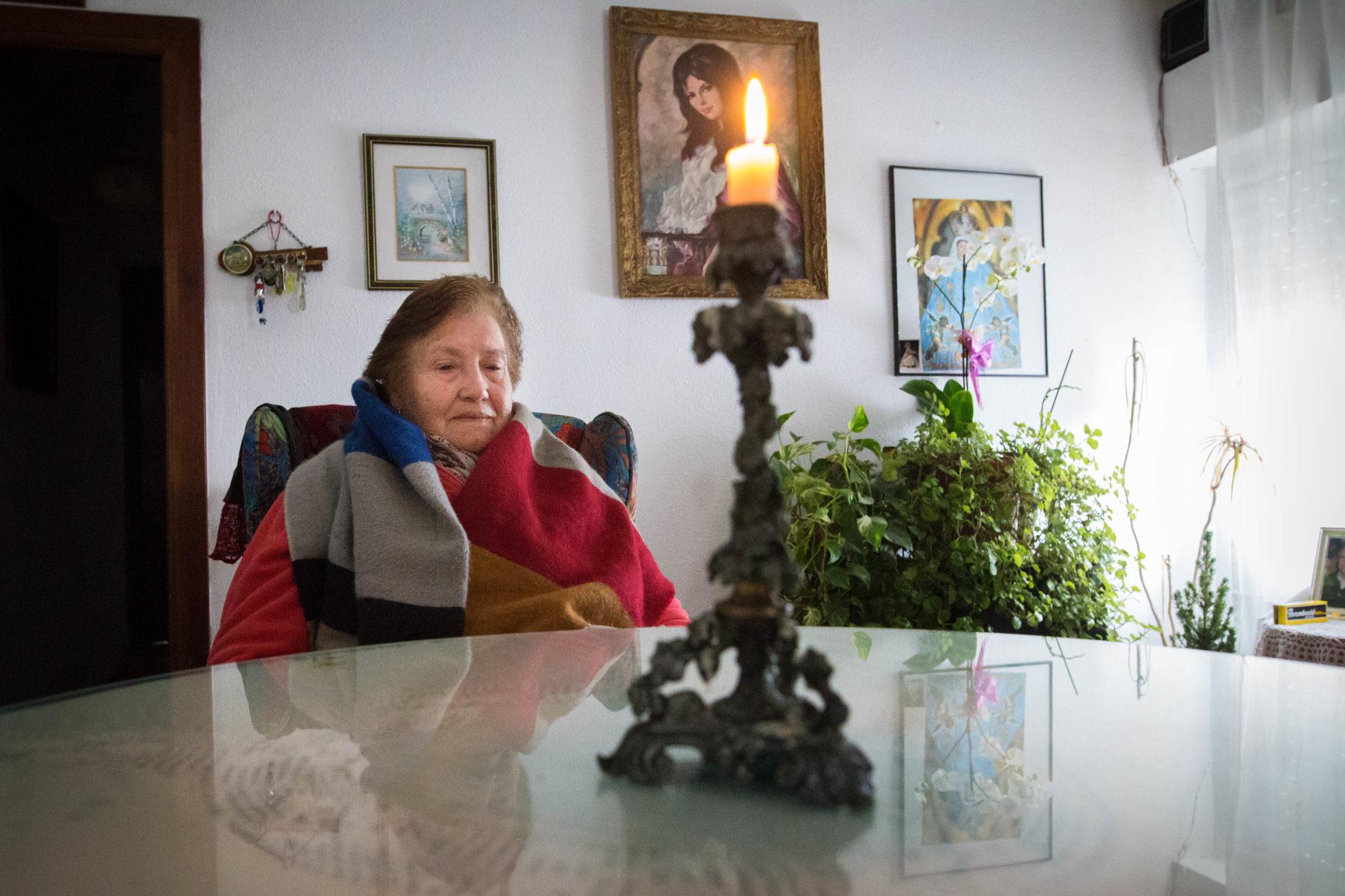 La vela de Juana