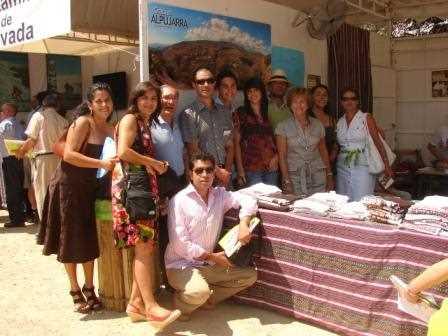 Delegación de GR arquitectos en Mairena./ A. T.