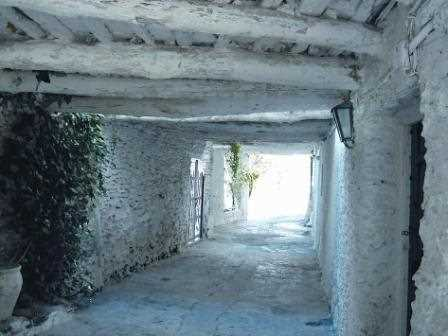 Ejemplo de tinao en La Alpujarra./ Javi Callejas (Archivo GR)