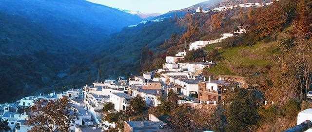 Pampaneira, Granada./ Javier Callejas (Archivo GR)