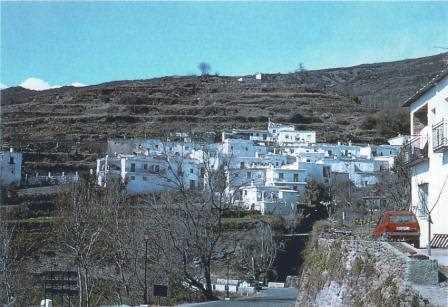 Barrio de Pórtugos, Granada./ Javier Callejas (Archivo GR)