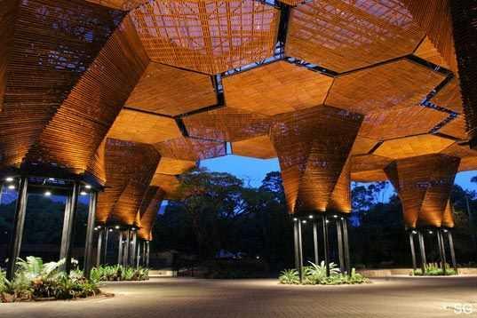 Equilibrio, módulo, proporción, estética y ritmo se unen a los parámetros de sostenibilidad./ arqhys.com
