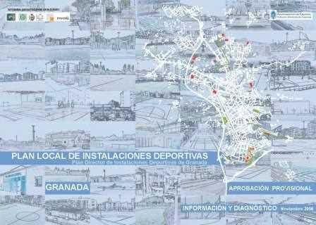 Portada del Plan Local de Instalaciones Deportivas (PLID)./ Archivo GR
