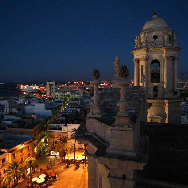 Un buen ejemplo es Cádiz./ LaCiudadViva.org
