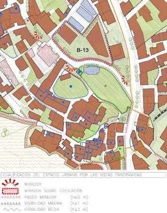 Un plano de una de las estrategias planteadas en el Barranco de Poqueira./ Archivo GR