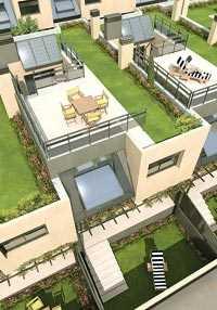 Modelo de vivienda bioclimática en Jun.