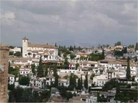 Mirador de San Nicolás./ Archivo GR
