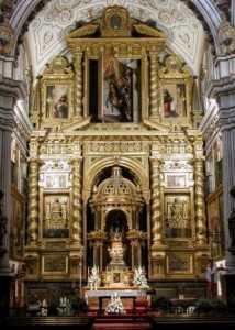 Imagen del retablo 2./ Archivo GR