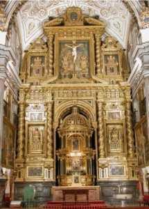 Imagen del retablo 3./ Archivo GR
