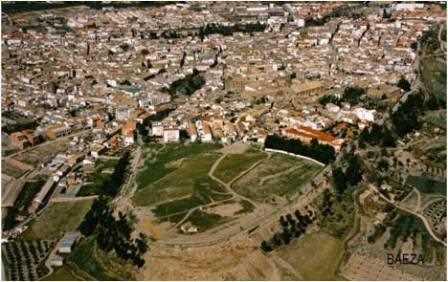 Área de rehabilitacion concertada de Baeza.
