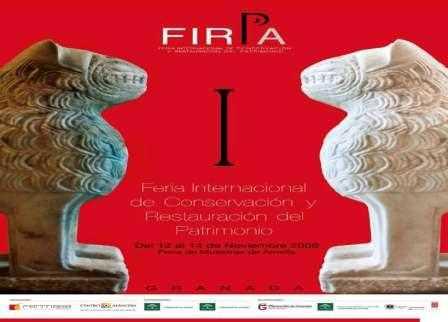 Cartel oficial de FIRPA 2009.