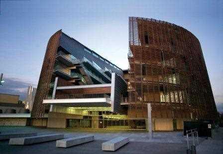 Parc de recerca biom dica de barcelona - Despachos de arquitectura en barcelona ...