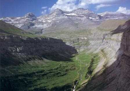 Monte Perdido, Ordesa.