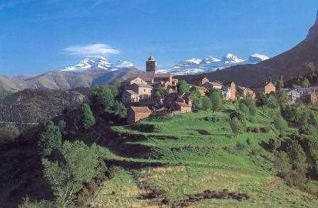 Otro ejemplo de paisaje rural.