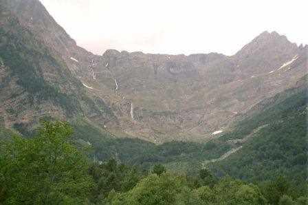 Valle de la Pineta.
