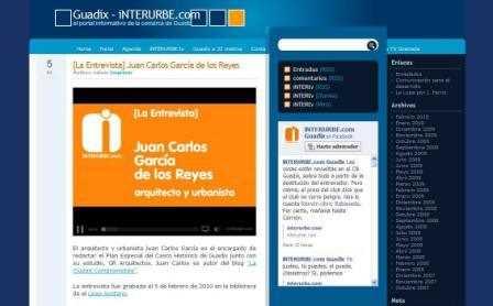 Entrevista en Interurbe.com