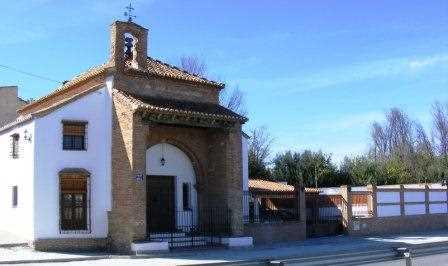 La Ermita de San Lázaro.