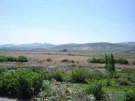 Laguna de El Padul.