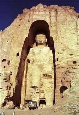 Buda antes de la destrucción.