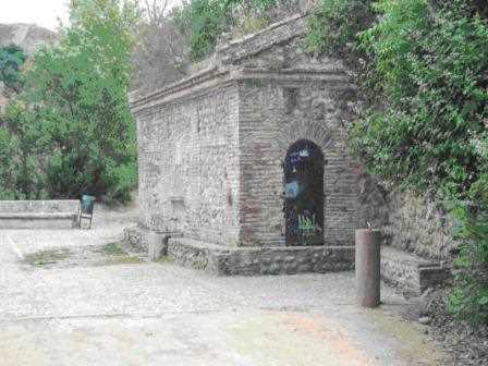 Fuente del Avellano.