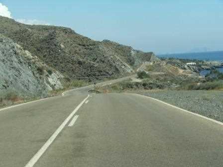 Carretera provincial AL-7107.