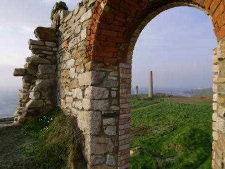 Minas de Cornualles.