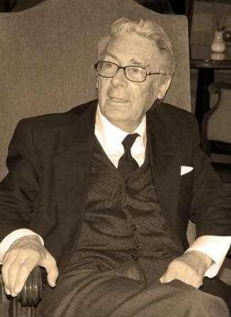 El arquitecto Rafael Manzano Martos.