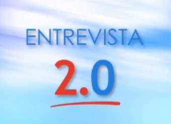 Entrevista 2.0 en Azul Televisión.