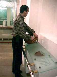 Un ejemplo de museo accesible.
