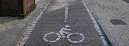 Un nuevo carril-bici une la Vega con Granada.