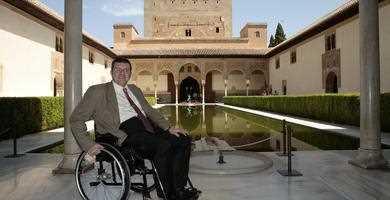 Por una Alhambra accesible.